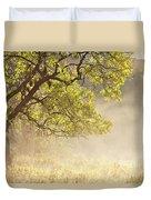 Nebulous Tree Duvet Cover by Heiko Koehrer-Wagner