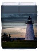 Ned's Point Light Duvet Cover