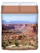Needles Grand Canyon Duvet Cover by Adam Jewell