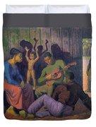 Negro Spritual, 1959 Duvet Cover