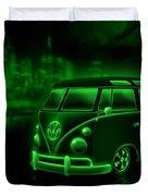 Neon Splitty Duvet Cover