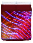 Neon Swell Duvet Cover