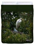 Nest Lookout Duvet Cover