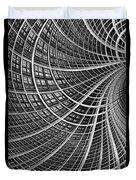 Network II Duvet Cover