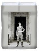 The Soldier Duvet Cover