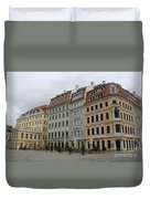 Neumarkt - Dresden - Germany Duvet Cover