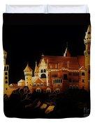 Neuschwanstein Castle_4 Duvet Cover