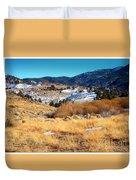 Nevada Landscape Duvet Cover