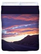 Nevada Skies Duvet Cover