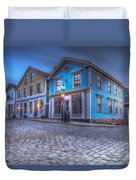 New Bedford - Historic District Duvet Cover