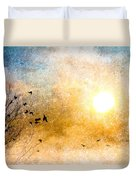 New Day Yesterday Duvet Cover by Bob Orsillo