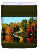 New England Duvet Cover