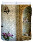 New England Florentine Duvet Cover