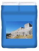New Fort Corfu 1 Duvet Cover