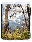 New Generation - Casper Mountain - Casper Wyoming Duvet Cover