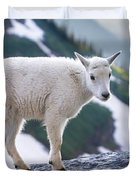 New Life In The High Country Duvet Cover