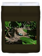 New Life - Robin's Nest Duvet Cover