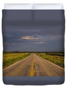 New Mexico Road 10 Duvet Cover