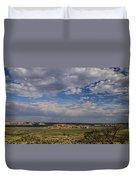 New Mexico Sky Duvet Cover