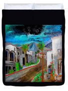 New Old Town La Quinta Duvet Cover