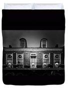 New Orleans- A Skull Paradise Duvet Cover by Christine Till