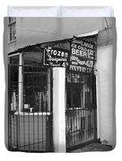 New Orleans - Bourbon Street 21 Duvet Cover