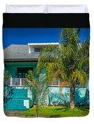 New Orleans Home 7 Duvet Cover