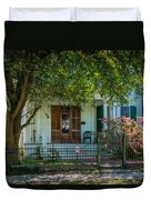 New Orleans Home 8 Duvet Cover