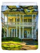 New Orleans Home - Paint Duvet Cover