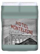 New Orleans - Hotel Monteleone Duvet Cover