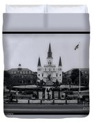 New Orleans La Duvet Cover
