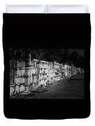 New Orleans St Louis Cemetery No 3 Duvet Cover by Christine Till