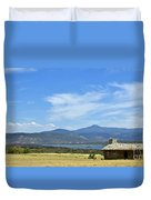New Photographic Art Print For Sale Cabin At The Ghost Ranch New Mexico Duvet Cover