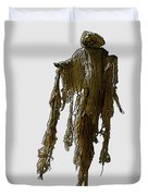 New Photographic Art Print For Sale   Day Of The Dead Skeleton On A Stick Duvet Cover