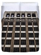 Vacant Downtown Building Los Angeles 3 Duvet Cover