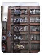 New Photographic Art Print For Sale Downtown Los Angeles 5 Duvet Cover