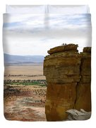 New Photographic Art Print For Sale Ghost Ranch New Mexico 10 Duvet Cover