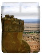 New Photographic Art Print For Sale Ghost Ranch New Mexico 11 Duvet Cover