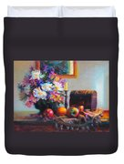 New Reflections Duvet Cover by Talya Johnson