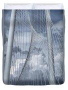 New Skyline Bridge Duvet Cover