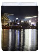 New Husky Stadium Reflection Duvet Cover