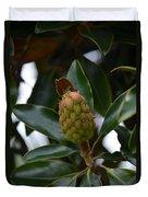 New Start Magnolia Duvet Cover