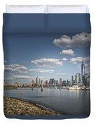 New World Trade Center Duvet Cover