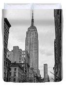 New York City - Usa Duvet Cover