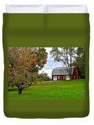 New York Farm Duvet Cover