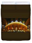 New York - Grand Central Station Duvet Cover
