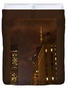 New York Night Duvet Cover