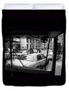 New York Street Photography 14 Duvet Cover
