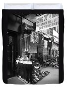 New York Street Photography 7 Duvet Cover