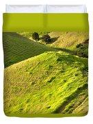 New Zealand Farmland Duvet Cover